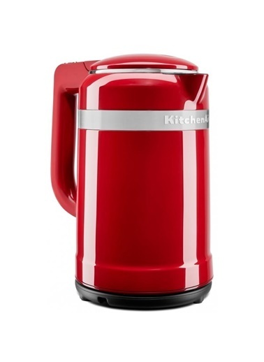 KitchenAid 5Kek1565Eer Desing 1,5 Litre Empire Red Su Isıtıcı Kettle Renkli